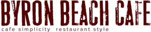 byron beach cafe logo