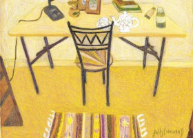 Sally Cummins – The Things on the Table