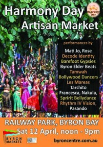 Harmony Day Artisan Market @ Railway Park | Byron Bay | New South Wales | Australia