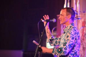 Byron Bay Writer's Festival - Liner Notes presents David Bowie's Ziggy Stardust: a spoken word tribute  @ Byron Community Centre | Byron Bay | New South Wales | Australia
