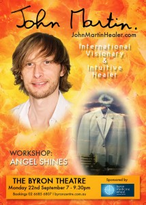 Angel Shines Presented by John Martin @ Byron Theatre | Byron Bay | New South Wales | Australia