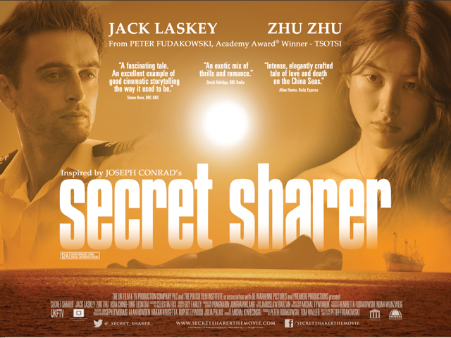 the captain and the secret sharer The secret sharer essaysthe works of james phelan (reading secrets) and michael levenson (secret history in 'the secret sharer') both take a look at joseph conrad's.