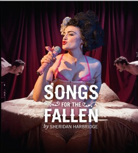 Songs For The Fallen presented by Critical Stages and Byron Theatre @ The Byron Theatre   Byron Bay   New South Wales   Australia