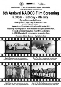 Arakwal NAIDOC Week Film Screening Presented by Arakwal Corp, Flickerfest & iQ Inc @ The Byron Theatre | Byron Bay | New South Wales | Australia