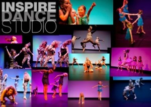 Dance First, Think Later presented by Inspire Dance Studio @ Byron Theatre