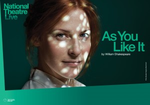 As You Like It by William Shakespeare - National Theatre Live Screening presented by Byron Theatre @ Byron Theatre