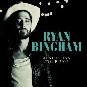 Ryan Bingham Presented by Round Up & Live Nation @ Byron Theatre