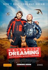 Motorkite Dreaming Special Event Byron Bay Presented by Screen Impact Pty. Ltd. @ Byron Theatre