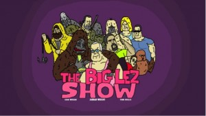 The Big Lez Show - co-presented by Screenworks & Screen NSW @ Byron Theatre