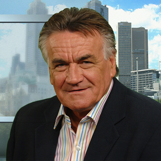 Barrie Cassidy - The Best of Insiders presented by Byron Writers Festival at Byron Theatre