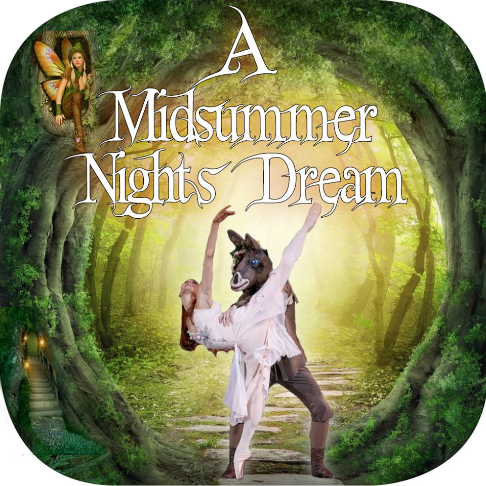 A Midsummer Night's Dream presented by Byron Ballet ...