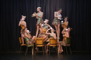Dance Spectacular Presented by Dance Dynamics @ Byron Theatre