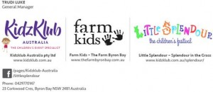 KIdzklub events in Byron Bay