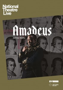 Amadeus by Peter Shaffer - National Theatre Live Screening presented by Byron Theatre @ Byron Theatre