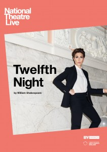 Twelfth Night by William Shakespeare - National Theatre Live Screening presented by Byron Theatre @ Byron Theatre
