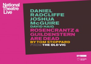 Rosencrantz and Guildenstern are Dead by Tom Stoppard - National Theatre Live Screening presented by Byron Theatre @ Byron Theatre