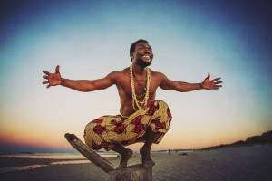 Gabriel Otu: Children's African Drum & Dance Workshop at Byron Theatre