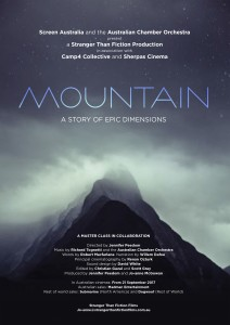 MOUNTAIN: A Story of Epic Dimensions presented by Zero Emissions Byron at Byron Theatre