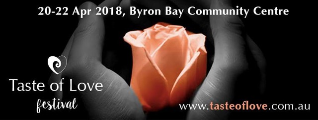 Taste of Love Festival 2018 at Byron Theatre