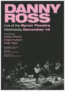 Danny Ross Live at the Byron Theatre Presented by Danny Ross @ Byron Theatre