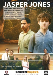 **SOLD OUT** Jasper Jones - Film Screening followed by Q & A with the Producer presented by Screenworks @ Byron Theatre