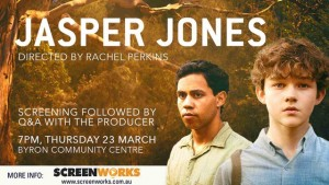 Jasper Jones - Film Screening followed by Q & A with the Producer presented by Screenworks @ Byron Theatre