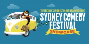 The Sydney Comedy Festival Showcase presented by 2017 Sydney Comedy Festival @ Byron Theatre