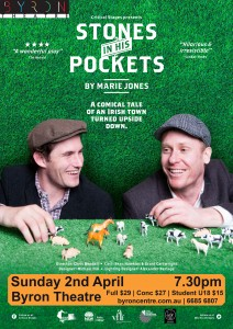 Stones In His Pockets presented by Critical Stages & Byron Theatre @ Byron Theatre