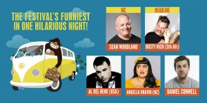 The Sydney Comedy Festival Showcase presented by 2017 Sydney Comedy Festival @ Byron Theatre | Byron Bay | New South Wales | Australia