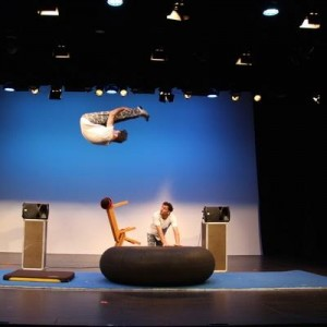 """Chores"" presented by Cluster Arts & Hoopla Clique @ Byron Theatre"
