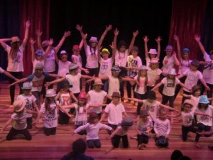 October Holiday Workshop Show presented by Bright Lights Performance School @ Byron Theatre