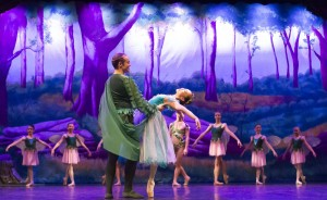 Melbourne City Ballet - A Midsummer Night's Dream