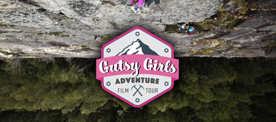 Gutsy Girls Adventure Film Tour 2018 at Byron Theatre