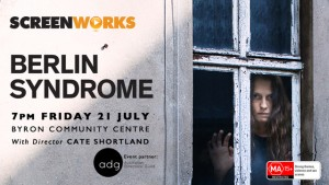 Berlin Syndrome Flier