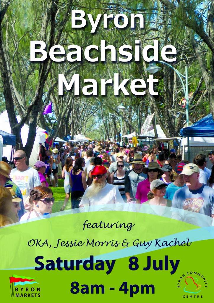 Byron_Beach_Market_Poster_July 17