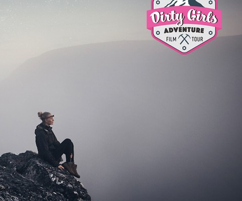 Dirty Girls Adventure Film Tour 2017 at Byron Theatre