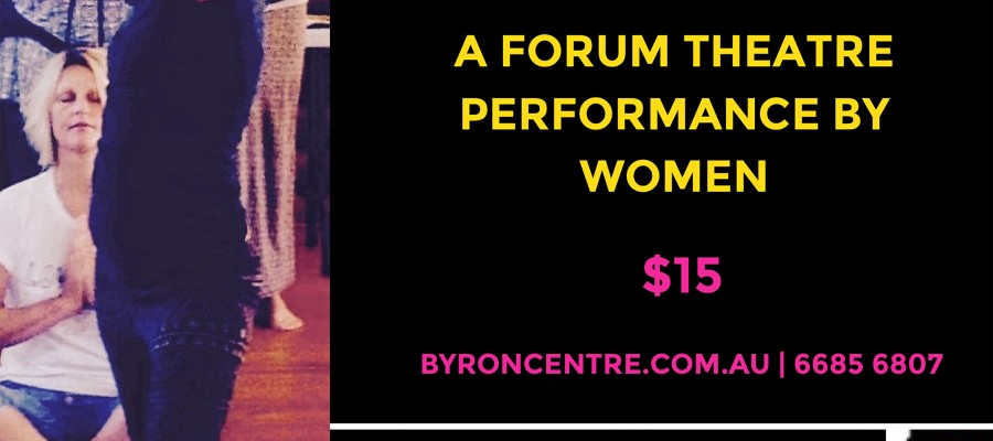 Selvage: A Forum Theatre Performance by Women presented by Public Act Theatre