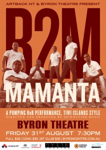 B2M – Mamanta presented by Artback NT and Byron Theatre @ Byron Theatre