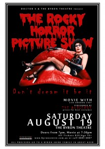 Rocky Horror Picture Show A3