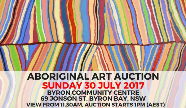 Aboriginal Art Auction by Ozbid