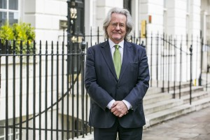 AC Grayling for Byron Writers Festival at Byron Theatre