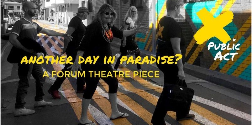 Another Day in Paradise? by Public Act