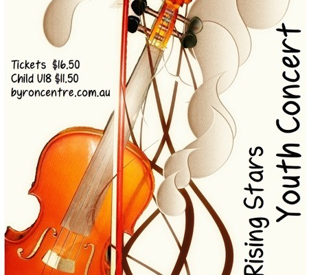 BMS Youth Concert 2017 at Byron Theatre