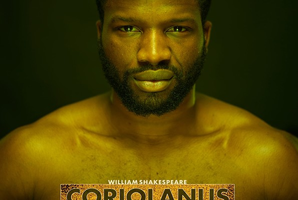 Coriolanus - RSC Live Screening at Byron Theatre