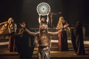 Salomé by Yaël Farber – National Theatre Live Screening presented by Byron Theatre @ Byron Theatre