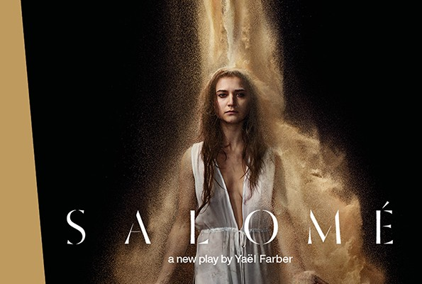 Salomé by Yaël Farber - NT LIve Screening at Byron Theatre