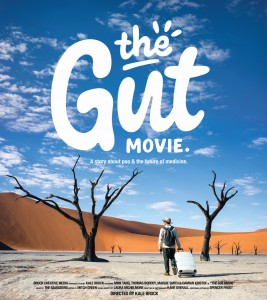 The Gut Movie: Documentary Screening + Q&A presented by Kale Brock @ Byron Theatre