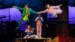 Peter Pan – National Theatre Live Screening presented by Byron Theatre @ Byron Theatre
