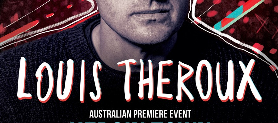 Louis Theroux Premiere Event: Heroin Town presented by Byron Theatre