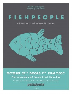FISHPEOPLE Presented by Patagonia @ Byron Theatre